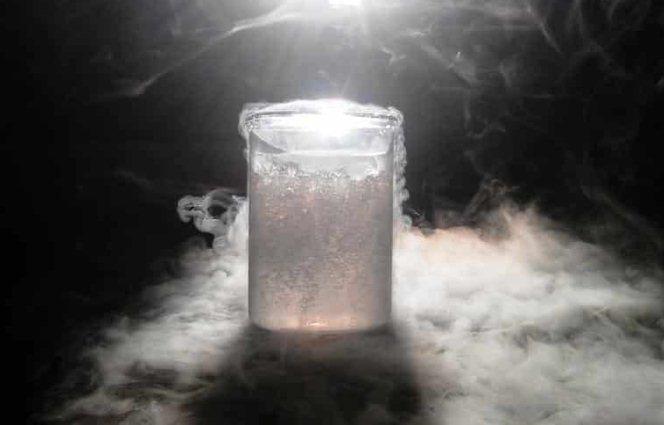 Membasmi Rayap Dengan Nitrogen Cair